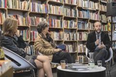 FOLIO 2019 - FOLIO EDUCATertúlia: Contra o MedoRui Tavares e Maria Fernanda Rollo. Moderação de Teresa Calçada (PLN2027)Foto: Verónica Paulo