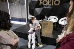 FOLIO 2019 - FOLIO MAISSempre um Papo (Brasil) apresentaApresentação de Livro: Mr.Babenco- Solilóquio a dois sem um de Bárbara PazTENDA DOS EDITORES E LIVREIROSFoto: Verónica Paulo