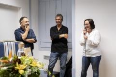 FOLIO 2019 - FOLIO MAISApresentação de Livro: As minhas Memórias de Maximino Alves MartinsESPAÇO ÓFoto: Verónica Paulo