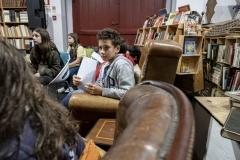 FOLIO 2019 -  FOLIO MAISFOLIO Mais Ativo apresentaCaminhadas LiteráriasPercurso pedestre pelo eventoPonto de Encontro: ESPAÇO Ó – PORTA DA VILAFoto: Verónica Paulo
